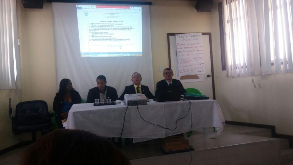 Plenaria de Alteração estatutária e reposição da novação diretoria.